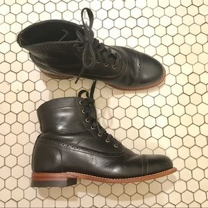 Samantha Pleet for Wolverine Black Boot 9.5 Evelyn